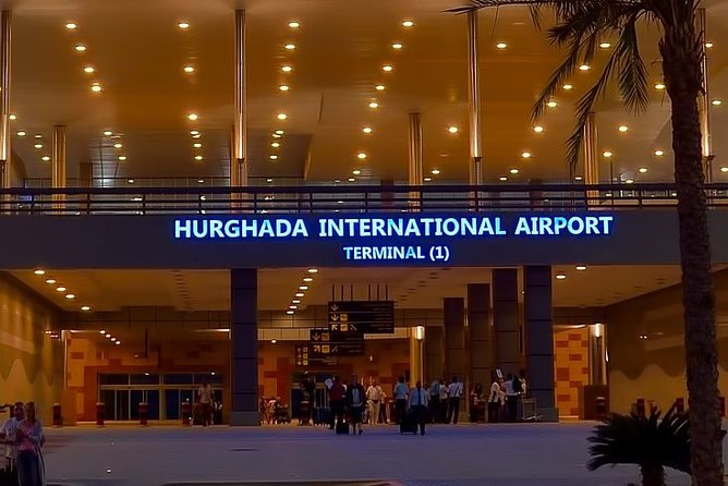 Private Pick Up From Hurghada Airport