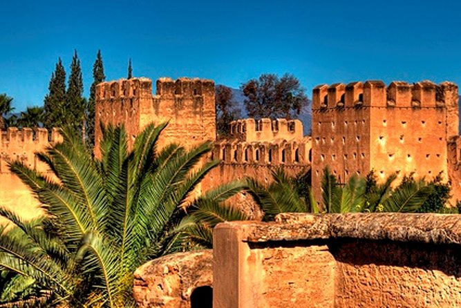 Taroudant & Tiout private Day trip lunch including