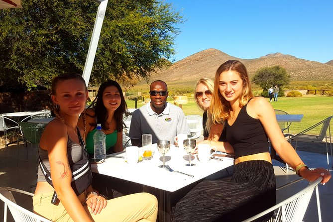 Full-Day Safari Aquila Game Reserve from Cape Town