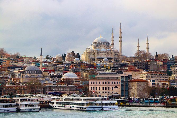 Private Full-Day Walking of Istanbul Old City with Lunch