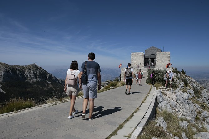 Great Montenegro Tour-Lovcen NP,Mausoleum Lovcen,River of Crnojevic,Sveti Stefan