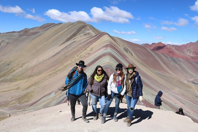 private tour to the mountain of colors