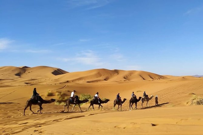 Sahara Desert of Merzouga 7-Day Morocco Tour from Marrakech
