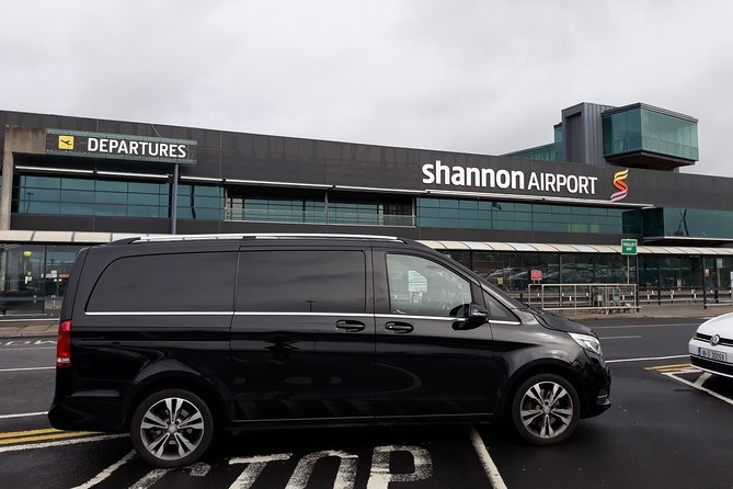 Shannon Airport to Killarney Town Chauffeur Driven Airport Transfer