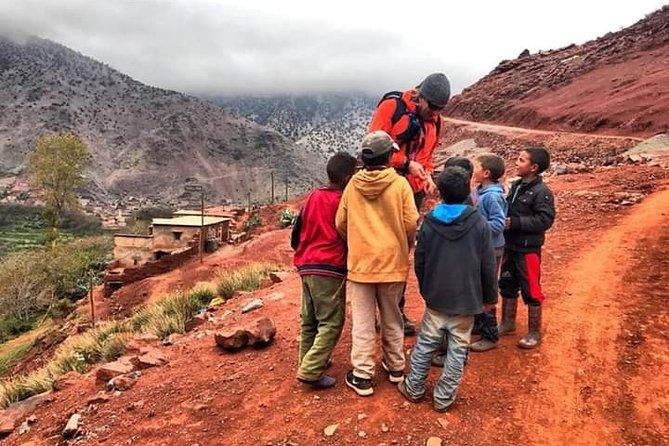 Desert Agafay and Atlas Mountains & Camel ride Day Trip From Marrakech