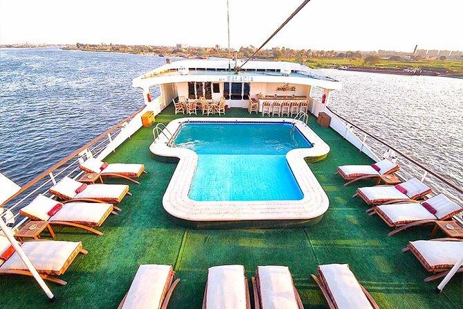 MS Salacia Nile cruise Aswan 4 Days / 3 Nights