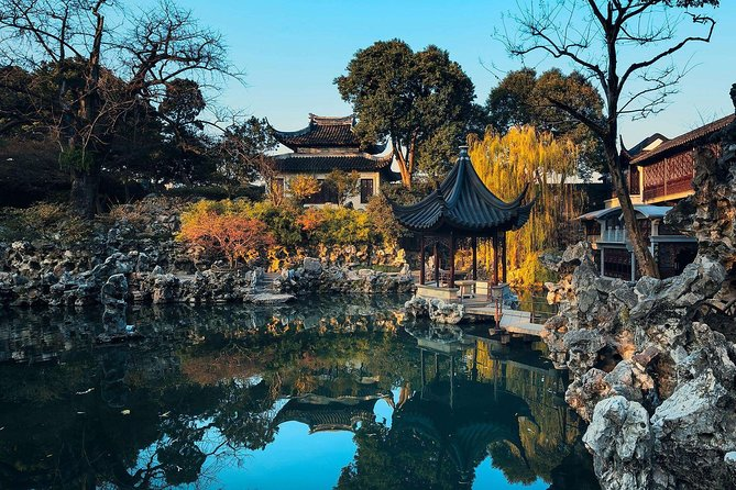 4 Days Private Guided Tour to Shanghai,Suzhou and Hangzhou