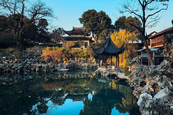Private Tour of Suzhou from Shanghai Wusongkou Cruise Port