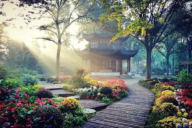 1-Day Private Tour to Suzhou from Shanghai