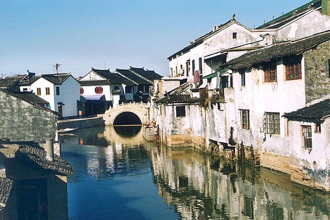 4-Day Private Tour to Hangzhou Suzhou and Shanghai with Lunches