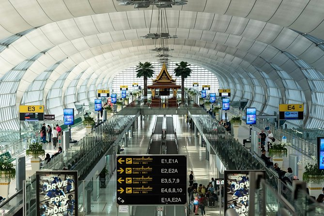Bangkok Airport Transfers to Bangkok city (English Speaking Drivers)