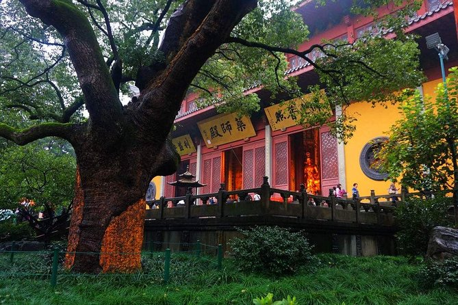 Private Full-Day Tour of Hangzhou from Shanghai Cruise Port