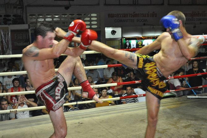 Phuket: Muay Thai Boxing at Patong Boxing Stadium