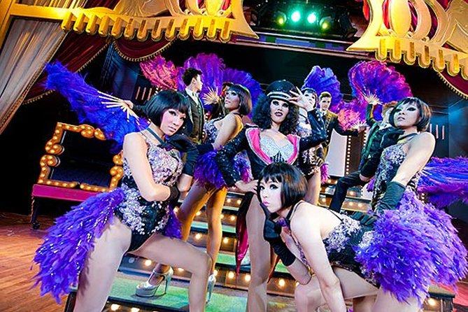 Phuket: Simon Cabaret Show