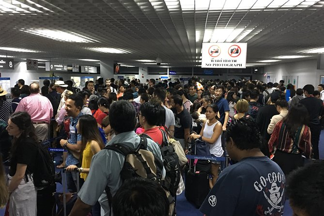 Krabi: Guided Fast-Track Immigration Service at Krabi Airport