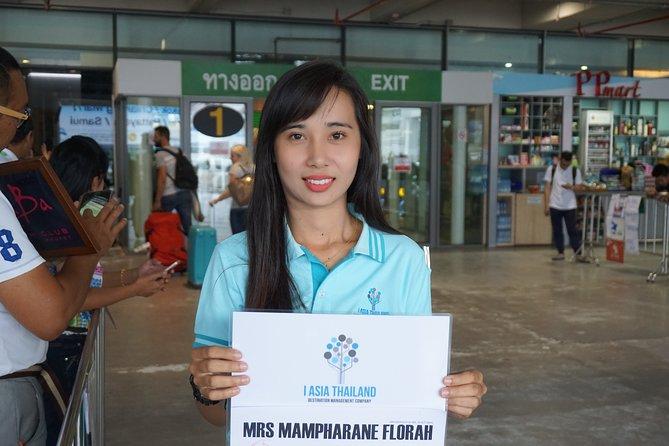 Phuket: Phuket Airport Return Airport Transfers