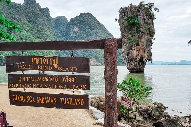 Phuket: Full-Day Tour of Phang Nga Bay with Lunch