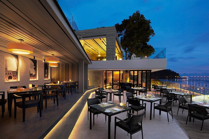 Phuket: Fine Italian Dining Experience with a View at La Gritta