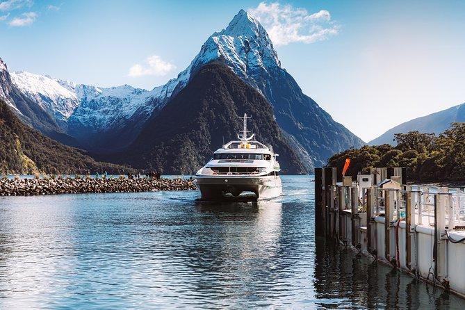 Premium Milford Sound Cruise