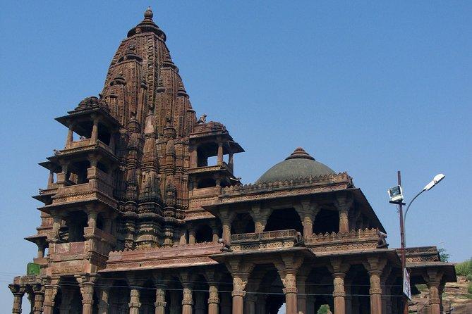 Private Tour of Toorji Step Well and Mandore Garden in Jodhpur