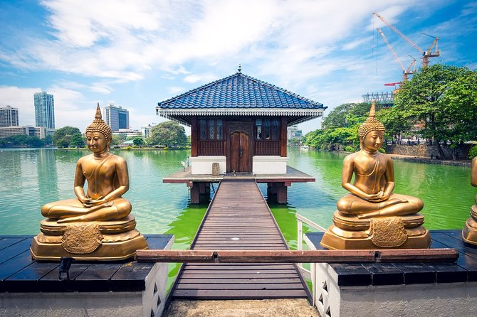 Private Half-Day City Tour of Colombo with Lunch