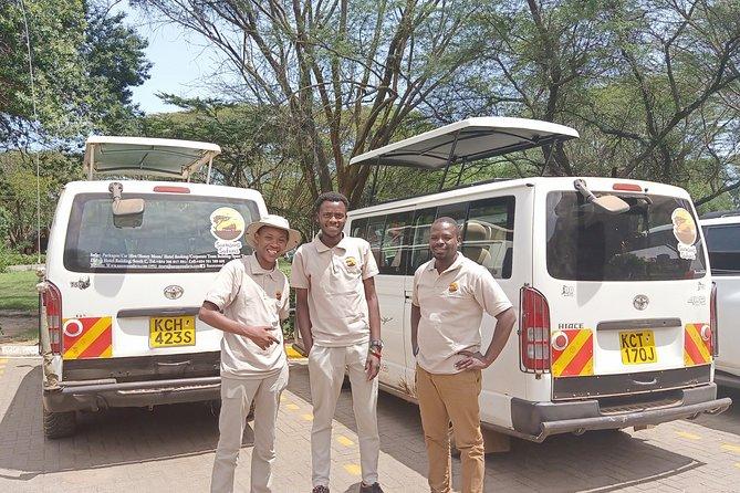4*4 Safari Van with Pop Up Roof Top - in Nairobi