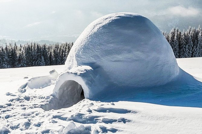 Building a Snow Igloo from Kemi