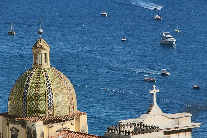 Sorrento and Amalfi Coast Full-Day Private Tour from Rome