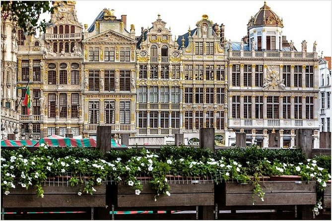 Private Tour - The Grand Brussels Experience Coach Tour