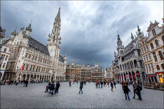 Private Tour - Brussels, The most comprehensive city tour