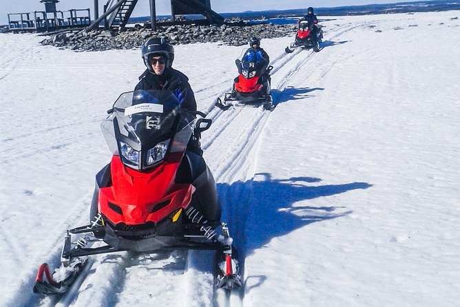 Snowmobile Safari in the Nature - Afternoon start