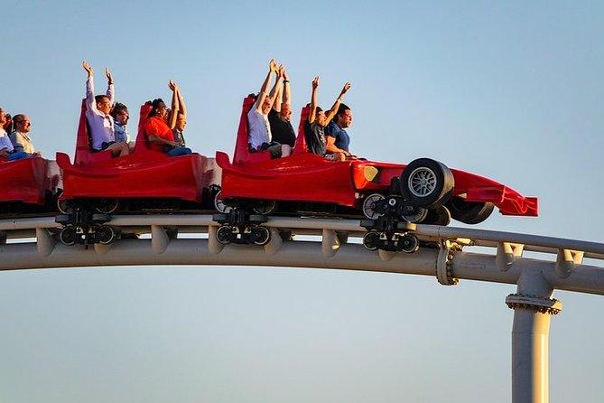 Ferrari Combo (1 Day Any 2 Park)