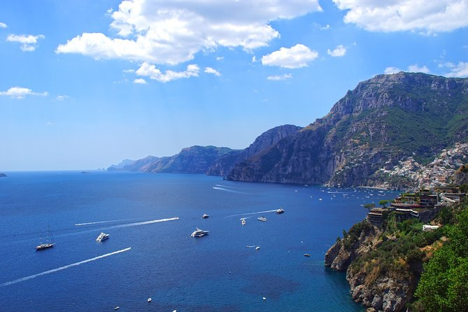 Full-Day Private Sightseeing Tour of Amalfi Coast and Pompeii