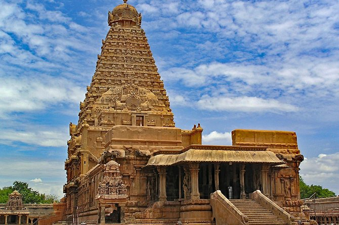 5-Day Private Tour of South India Temples from Madurai