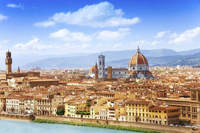 Private Transfer from Firenze (FLR) Airport to Pisa Airport
