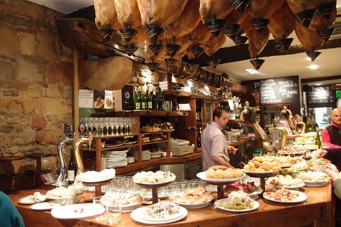 Private Guided Pintxos Tour of San Sebastian with Food Tasting
