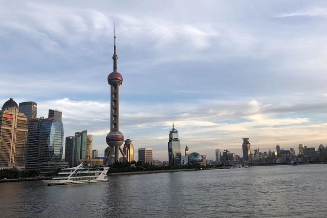 3-Day Shanghai Private Guided Tour with Lunch