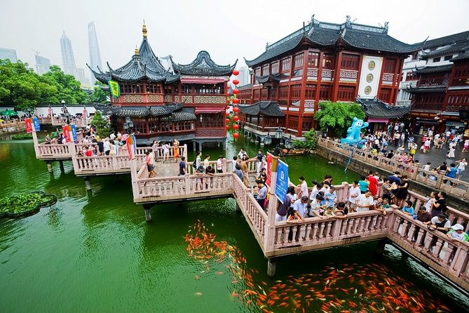 Private Shanghai Flexible City Highlight Tour with Night Cruise