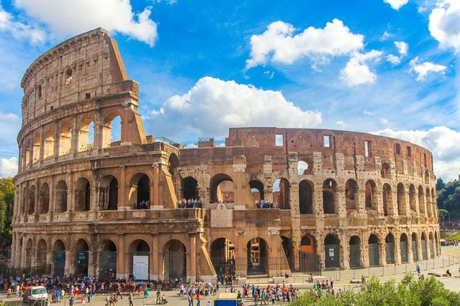 Colosseo Tour and Roman Forum without lines