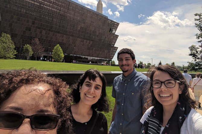 Private African American History Museum Tour in Washington
