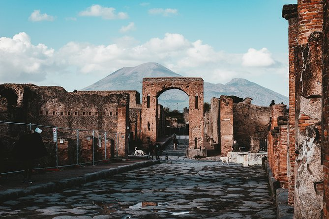 Private Pompeii Tour Travelling to Amalfi Coast from Rome