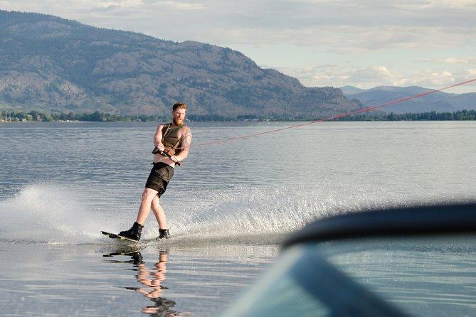 One-Hour Okanagan Watersports Charter