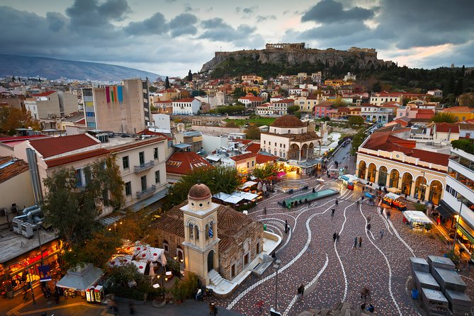 Athens Half Day Private Tour with English Speaking Driver