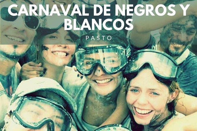 Tour al Carnaval de Negros y Blancos de Pasto 7 días