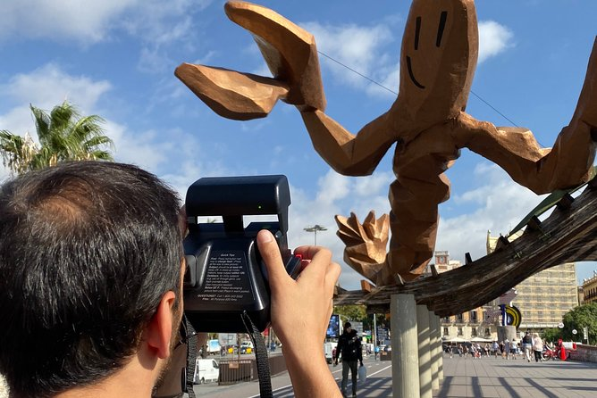 Barcelona Polaroid Photography Walking Tour
