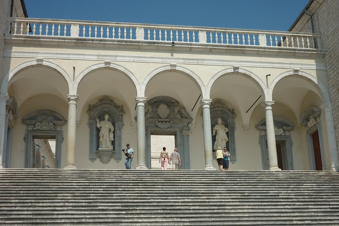 Private Montecassino Historical WWII Day Trip from Rome