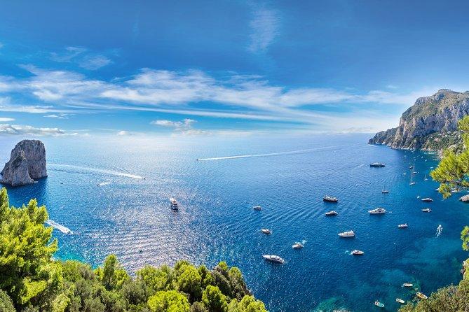 Capri Island Full-Day Private Boat Tour