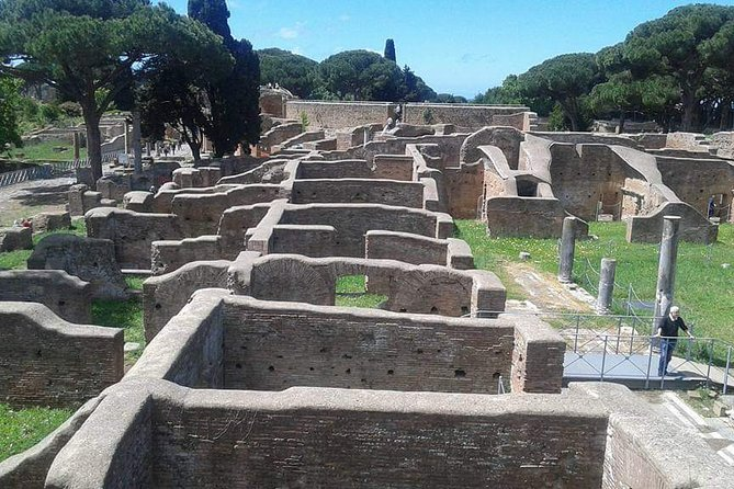 Private Tour to Ancient Ostia Ruins