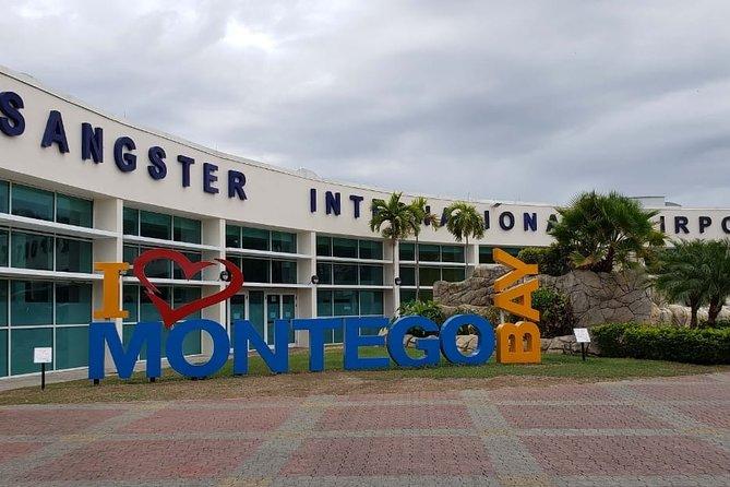 Ocho Rios Villa's Airport Transfer