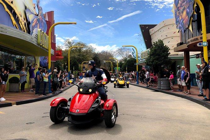 VIP tours Orlando theme parks